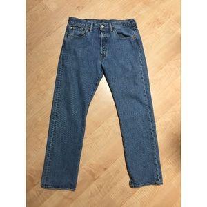 Levi's 501 Jeans size 32x30